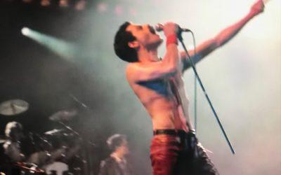 Filmanmeldelse af Bohemian Rhapsody