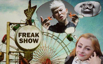 Hvor er freakshowet?