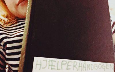 Hvor fanden er min hjælperhåndbog?!