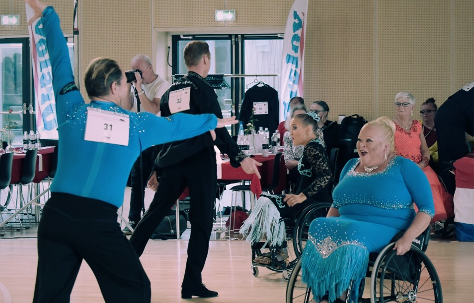 Danish Wheelchair Dance Cup