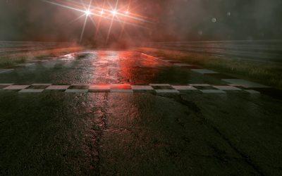 Boganmeldelse af Frysende våde vejbaner – roman af Jan Sonnergaard