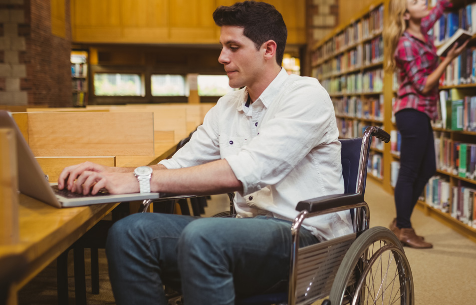 Handicap og uddannelse